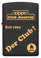 The Zippo Club Austria - Club Lighter 2016